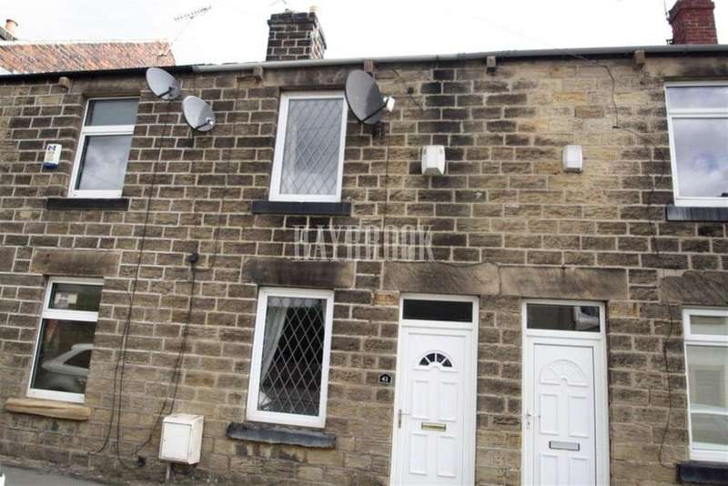 2 Bedrooms Terraced House for sale in High Street, Dodworth