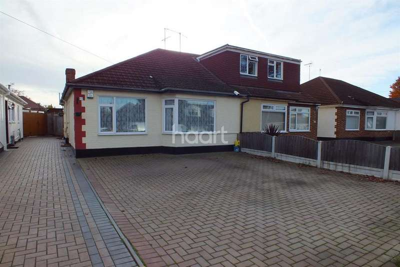 3 Bedrooms Bungalow for sale in Bohemia Chase, Leigh on sea