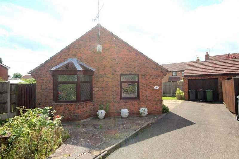 3 Bedrooms Detached Bungalow for sale in Dawlish Close, Horeston Grange, NUNEATON, Warwickshire