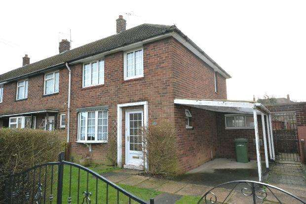 3 Bedrooms End Of Terrace House for sale in Colin Avenue, GRIMSBY