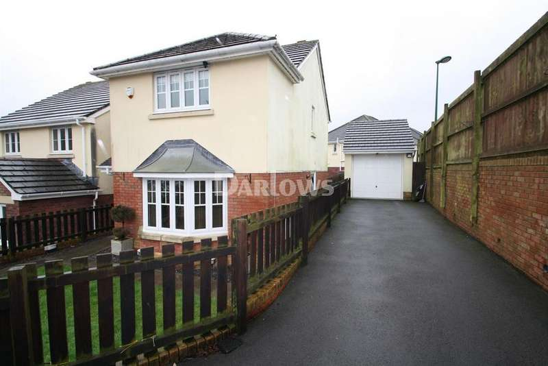 3 Bedrooms Detached House for sale in Clos Bronwydd, Ebbw Vale
