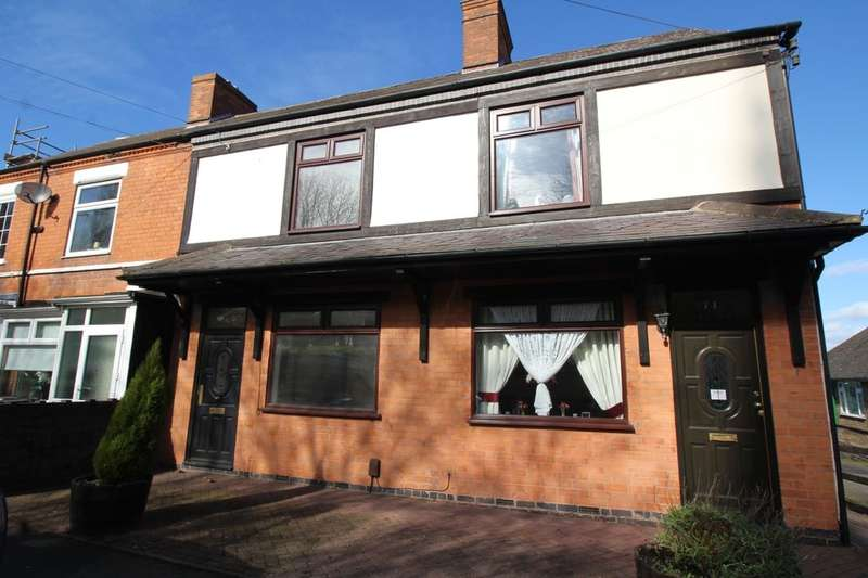 2 Bedrooms Property for sale in Church Street, Earl Shilton, Leicester, LE9