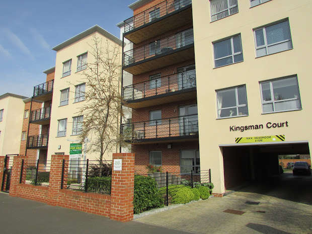 1 Bedroom Retirement Property for sale in Carnarvon Road, Clacton-on-sea, CO15