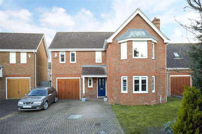 4 Bedrooms Detached House for sale in Monro Place, Epsom, Surrey, KT19