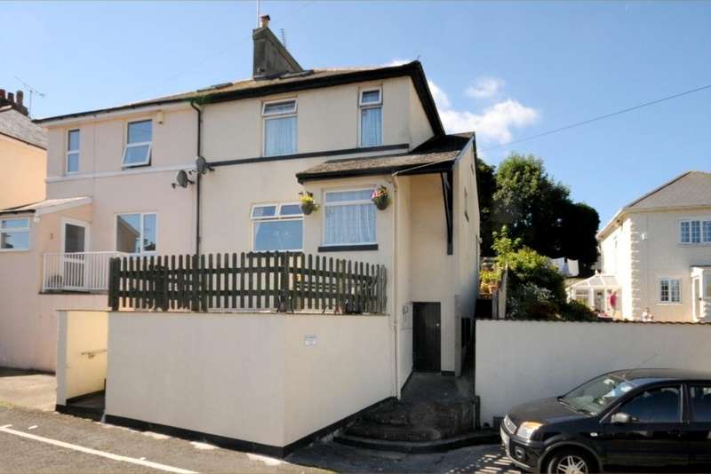 3 Bedrooms Semi Detached House for sale in Hilly Gardens Road