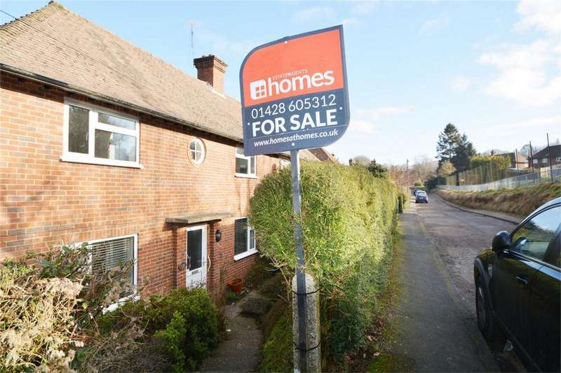 3 Bedrooms Semi Detached House for sale in Sickle Road, Haslemere