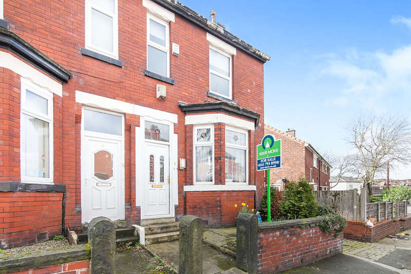 3 Bedrooms Property for sale in Ashbourne Road, Eccles, Manchester, M30