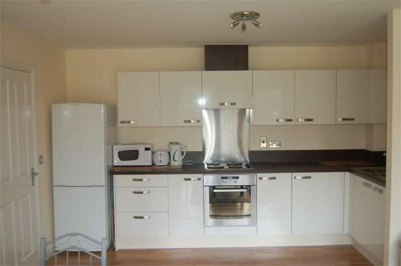 2 Bedrooms Flat for sale in Tristan Court, King George Crescent, Wembley, Greater London
