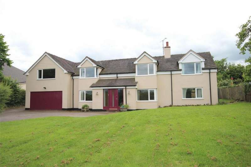 5 Bedrooms Detached House for sale in Alton Road, Denstone, Staffordshire