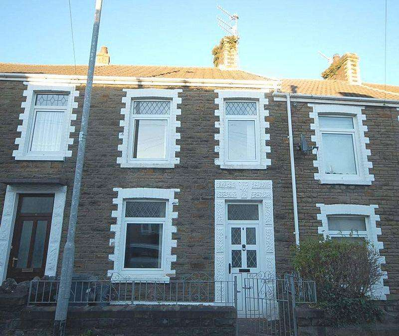 3 Bedrooms Terraced House for sale in 6 Llantwit Road, Neath, SA11 3LB