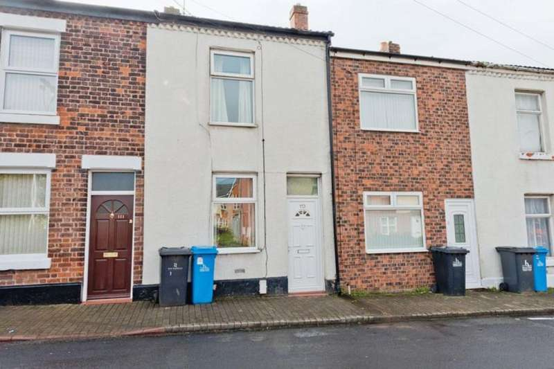 2 Bedrooms Terraced House for sale in Percival Lane, Runcorn