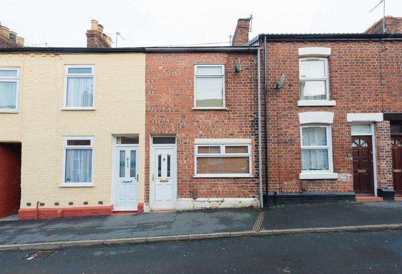 2 Bedrooms Terraced House for sale in Suffolk Street, Runcorn