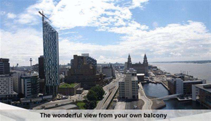 2 Bedrooms Apartment Flat for rent in William Jessop Way , City Centre, Liverpool