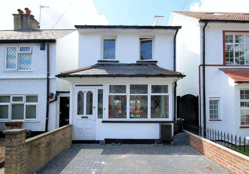 2 Bedrooms Detached House for sale in Spring Park Road, Shirley