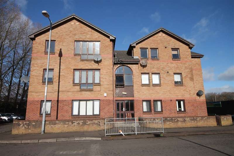 2 Bedrooms Flat for sale in Buchanan Street, Flat 3, Coatbridge