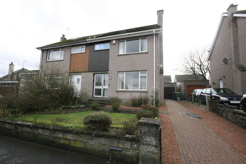 3 Bedrooms Semi Detached House for sale in Craighorn Drive, Falkirk