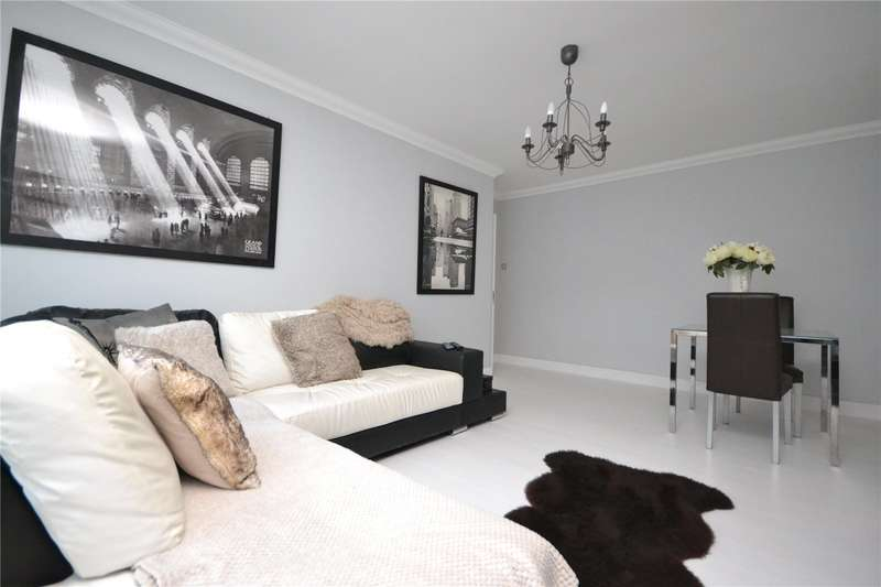 2 Bedrooms Apartment Flat for sale in David Court, 1044-1046 High Road, Whetstone, London, N20