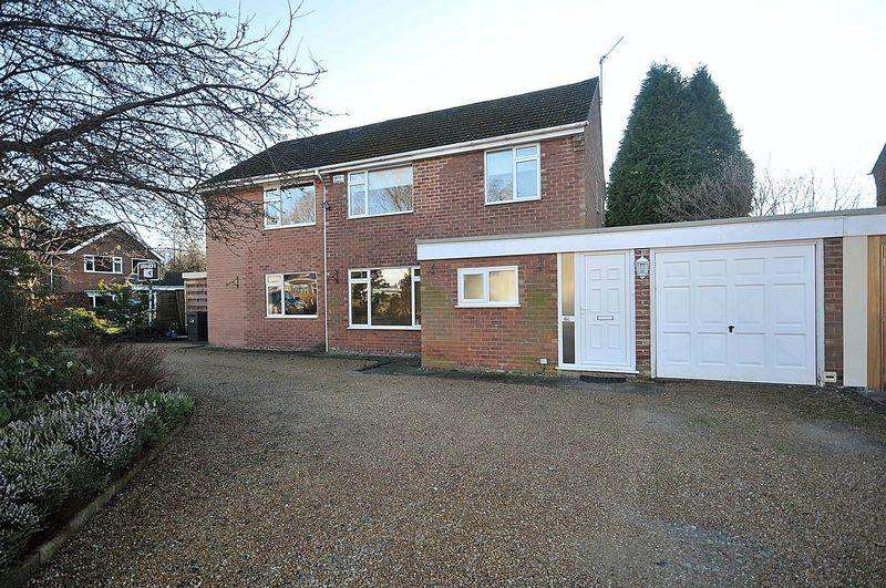 4 Bedrooms Detached House for sale in Glebelands Road, Knutsford