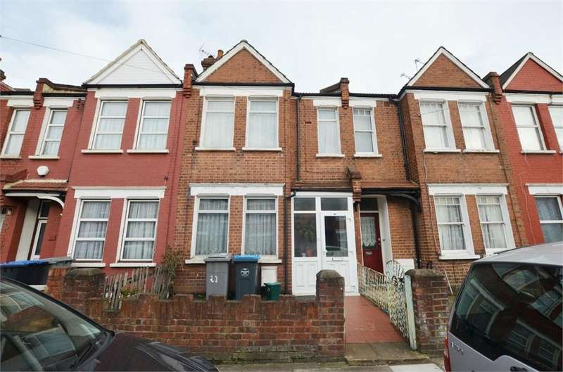 3 Bedrooms Terraced House for sale in Brenthurst Road, London