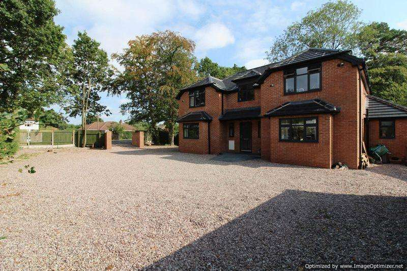 5 Bedrooms Detached House for sale in New Build Five Bed Detached Property