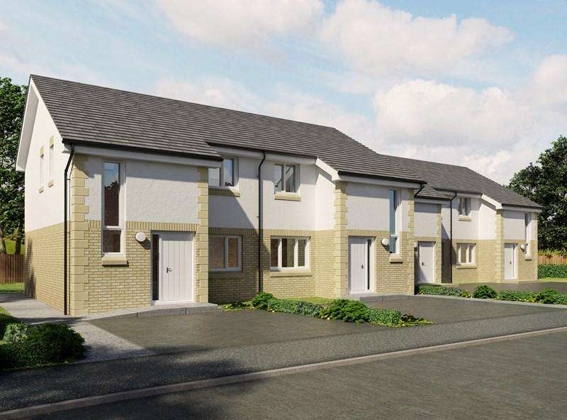 3 Bedrooms Semi Detached House for sale in Plot 3 Culzean Road, Maybole, KA19 8AH