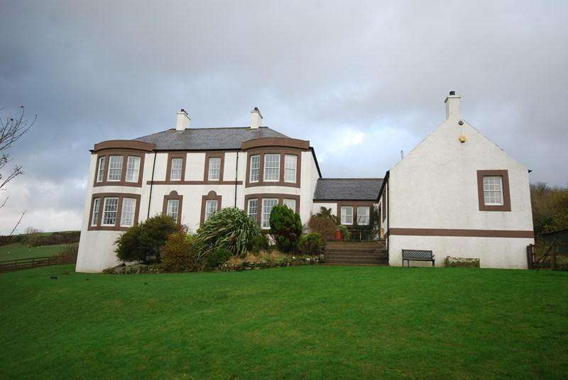 5 Bedrooms Detached House for sale in Carwinshoch, Carrick Hills, Ayr, KA7 4LD