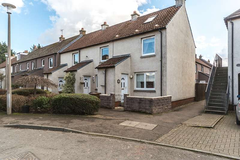 3 Bedrooms End Of Terrace House for sale in South Gyle Wynd, Edinburgh, EH12 9HJ