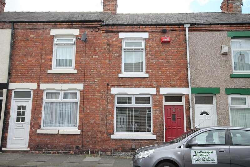 2 Bedrooms Terraced House for sale in Kitchener Street, Darlington