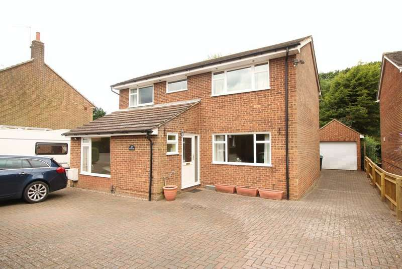 4 Bedrooms Detached House for sale in Rant Meadow, Hemel Hempstead