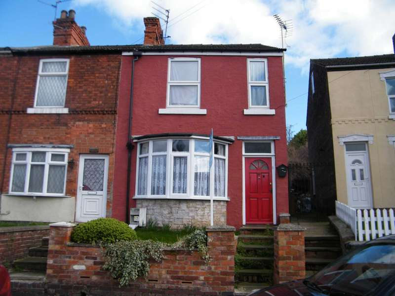 2 Bedrooms End Of Terrace House for sale in Sandsfield Lane, Gainsborough