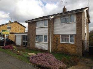 4 Bedrooms Detached House for sale in Malvern Road, Ashford, Kent