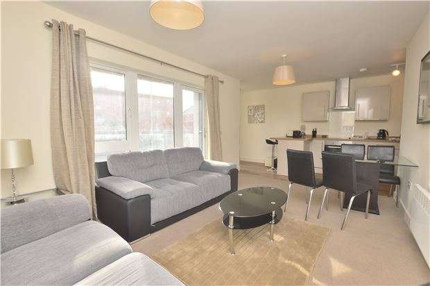 2 Bedrooms Flat for sale in 10 The Coliseum, CHELTENHAM, Gloucestershire, GL52 2LP