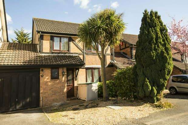 3 Bedrooms Link Detached House for sale in Measham Way, Lower Earley, Reading,