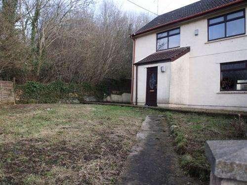 3 Bedrooms Semi Detached House for sale in Bryngerwyn Avenue, Quakers Yard, CF46 5DE