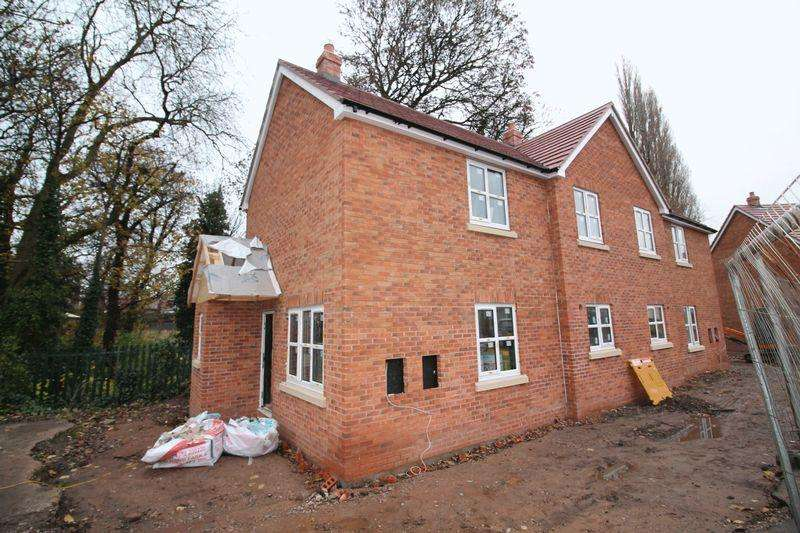 3 Bedrooms Semi Detached House for sale in Forester Grove, Arleston, Telford