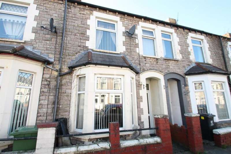 3 Bedrooms Terraced House for sale in Aldsworth Road, Canton