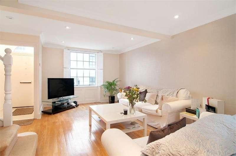 3 Bedrooms Terraced House for sale in Rutland Street, London