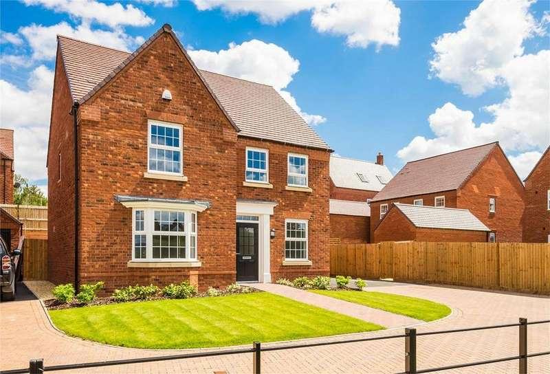 4 Bedrooms Detached House for sale in David Wilson Homes, Tenbury View, Oldwood Road, Tenbury Wells