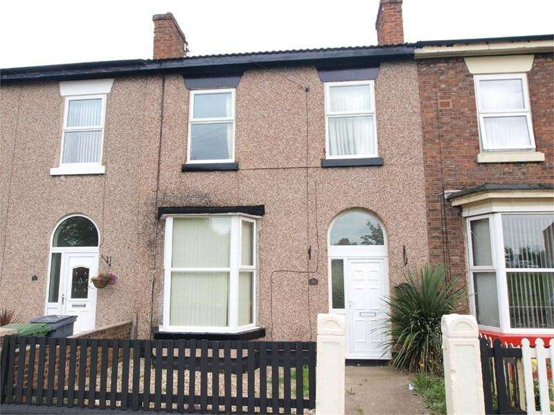 3 Bedrooms Terraced House for sale in Warrington Street, Birkenhead