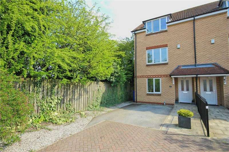 4 Bedrooms End Of Terrace House for sale in Merchant Way, Cottingham, East Riding of Yorkshire