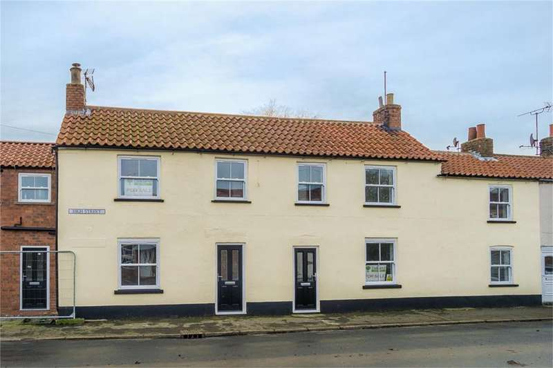 3 Bedrooms Terraced House for sale in High Street, Aldbrough, East Riding of Yorkshire