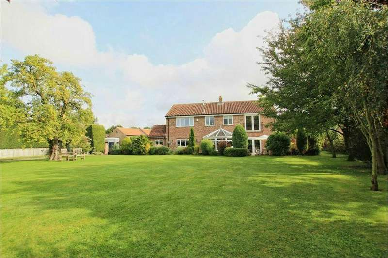 5 Bedrooms Detached House for sale in Great Kelk, Driffield, East Riding of Yorkshire