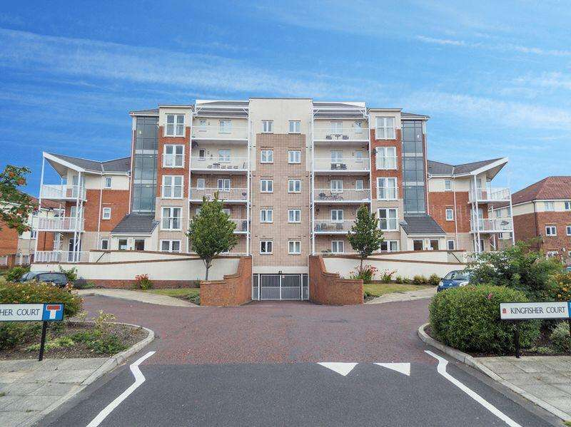 2 Bedrooms Apartment Flat for sale in Kingfisher Court, Dunston.