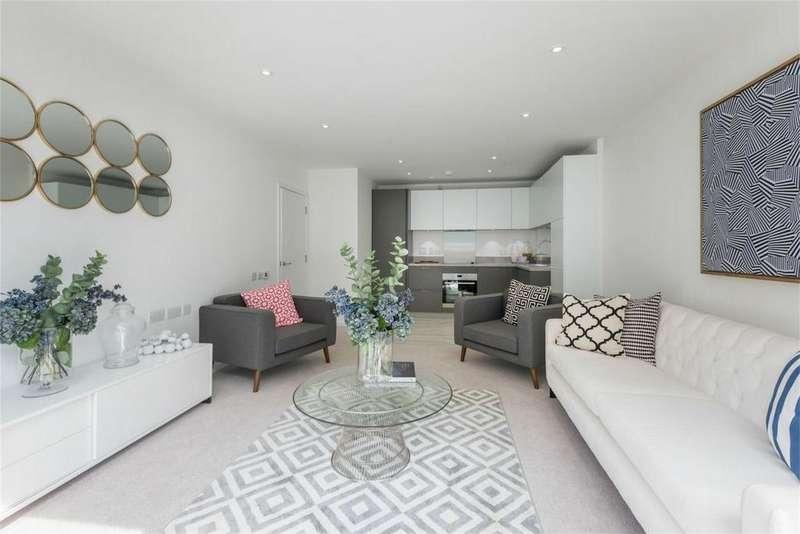 2 Bedrooms Flat for sale in Temple House, Fleet Street, Brighton