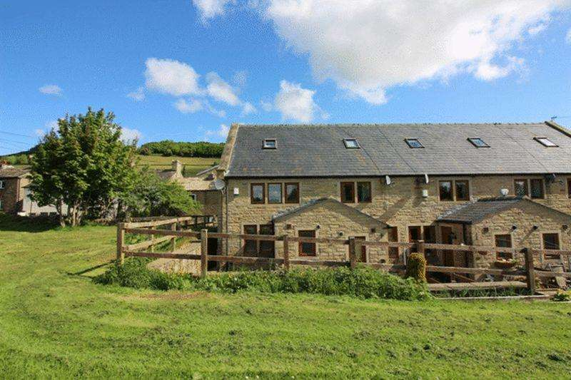 2 Bedrooms Unique Property for sale in Warley Town Lane, Halifax
