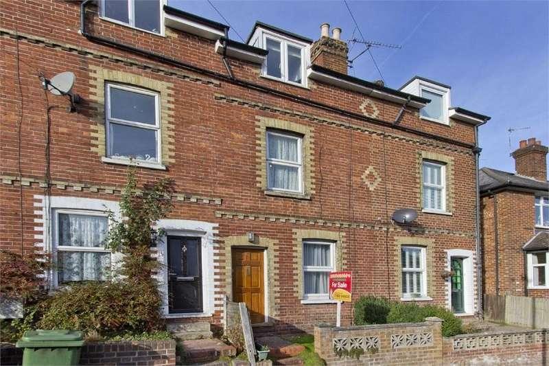 4 Bedrooms Terraced House for sale in 55 Silverdale Road, Tunbridge Wells, Kent