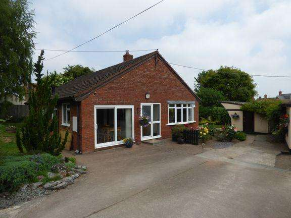3 Bedrooms Detached Bungalow for sale in Nether Stowey