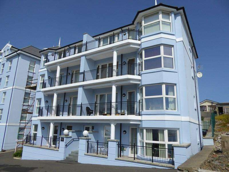 2 Bedrooms Apartment Flat for sale in Ocean Castle Drive, Port Erin, IM9 6LH