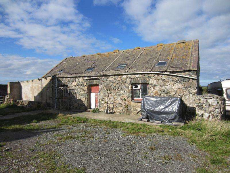 Plot Commercial for sale in Llanfaelog, Ty Croes