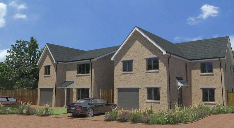 4 Bedrooms Detached House for sale in Belmont Park, The Coachings, Hessle